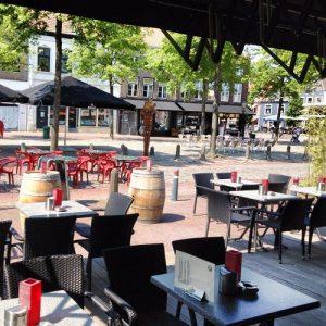 Café de Bakkerij in Zevenbergen