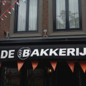 Café de Bakkerij in Zevenbergen - lunchen